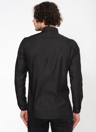 Beymen Business Slim Fit Gömlek Siyah